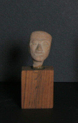 Pre-Columbian Artifact, Mexico Teotihuacan Figure Head - 2 Fragment