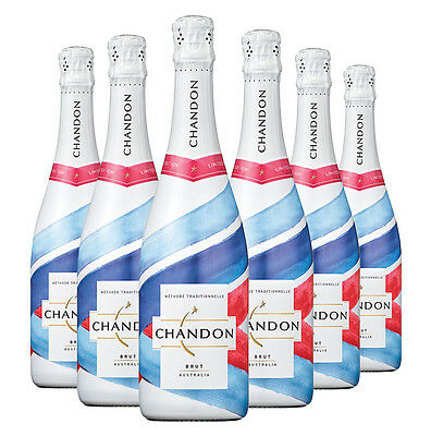 Chandon Brut NV Summer Edition 6 pack