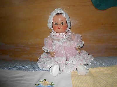 """Beautiful Vintage19"""" unmarked Arranbee Comp.& Cloth Little Angel Baby Doll SALE"""