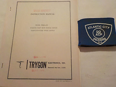 Trygon Phr40-5B Silicon Module Series Instruction Manual