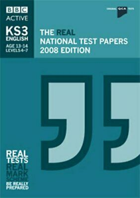 The Real National Test Papers 2008 Edition (KS3 English): ... Multiple copy pack