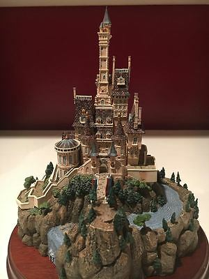 The Beast's Castle Beauty and the Beast Used Great Condition with Box