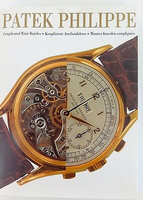 Just Stunning, Patek Philippe 1999 Large Hard Cover Book, Superb Photo'S & Info.