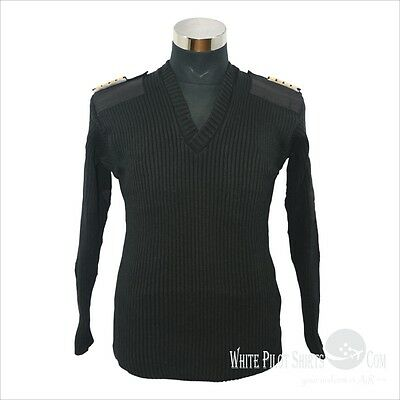 RTY Security Style v-Neck Sweater