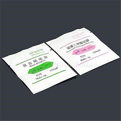 PH Buffer Powder for PH Test Meter Measure Calibration Solution 4.00 6.86 DS