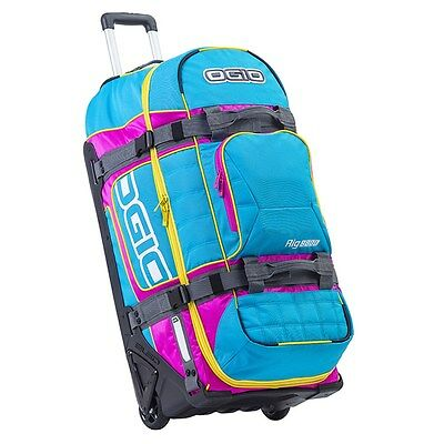 Ogio RIG 9800 Wheeled Gear Bag Pashabulka 122L Motorcycling Motocross MX