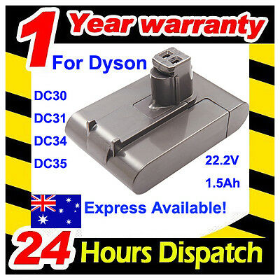Replacement Li-ion Battery For Dyson DC 30 DC31 DC34 DC35 Animal Vacuum Cleaner