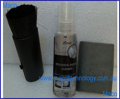 LED/Laptop Monitor Screen, Keyboard Clean Cleaning Kit With Bush and Cloth