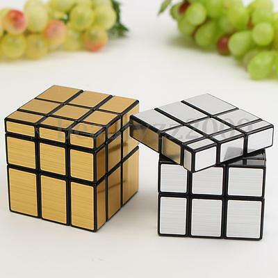 3x3x3 Mirror Magic Cube Fast Speed Professional Coated Puzzle Twist Toy gift