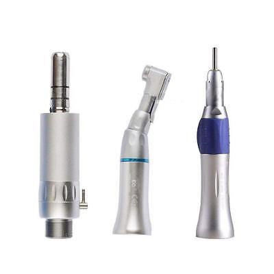 NEW NSK Style Dental E-type Low Speed Handpiece Kit 2 Holes US STOCK