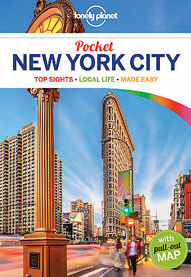 Lonely Planet Pocket New York City (Travel Guide) - BRAND NEW 9781743601273