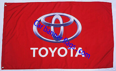 Toyota Flag 3X5 Toyota Car Banner Flags - Free Shipping