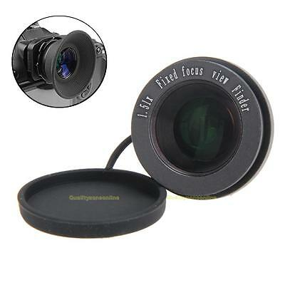 1.51x Magnifiers ViewFinder Eyepiece For Canon Nikon Sony Pentax Olympus Camera