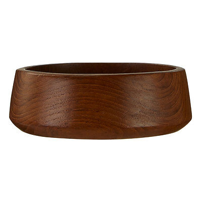 Serving bowl,teak wood