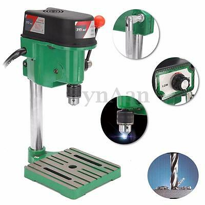Art Jewleries Electric Bench Drill Press Stand Base Frame Hole Drilling 1-10mm