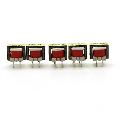 Audio Transformer EE14 Transformateur POS Transformador 1300 : 8 Ohm New 5Pcs