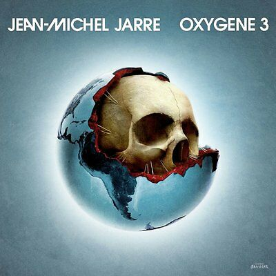 JEAN MICHEL JARRE 'OXYGENE 3' VINYL LP (2nd December 2016)