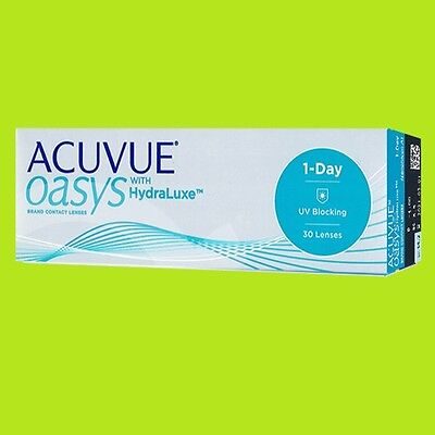 Acuvue Oasys 1 Day (1x30pk lenses / BC 8.5;9.0)
