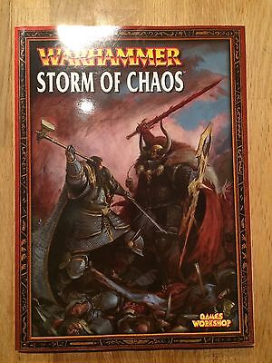 Warhammer - Storm of Chaos (paperback)