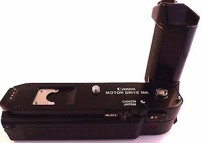 Canon Motor Drive MA for Canon A1 and AE-1 Cameras