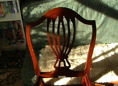 Antique Chair, Mines of Downley, MAYBE MAHOGANY