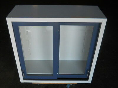 """USED Wall Cabinet with 2 Shelves, 36"""" x 36"""" x 14"""""""