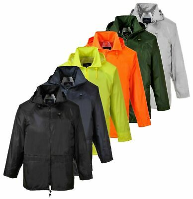 PORTWEST S440 classic waterproof jacket - all colours size XS-5XL