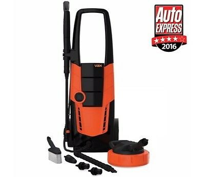 Vax VPW4C Power 3 Complete 2500w Pressure Washer & Patio Cleaning Kit