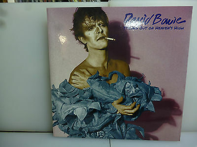 David Bowie-Strung Out On Heaven's High.-Yellow Vinyl Lp-New.sealed