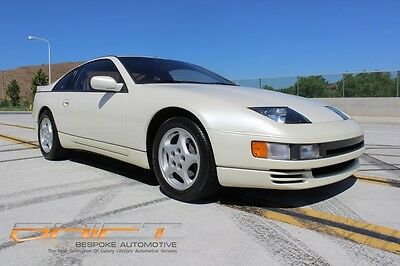 1990 Nissan 300ZX Turbo Coupe 2-Door Collector Quality, 1-owner, 3 keys, T-top bag & covers etc.