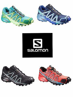 SALOMON SPEEDCROSS 4 W Gore-Tex scarpa donna art. 383118-383181-383150-390722