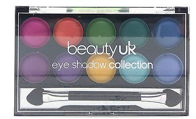 Beauty UK Cosmetics Eyeshadow Palette Soho Number 2
