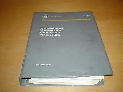 MERCEDES O 309 207 307 407 209 D TRANSPORTER BUS Owners Handbook Repair Manual