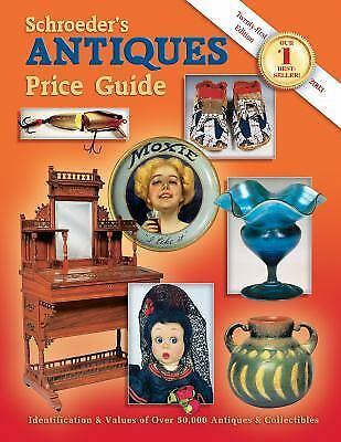Schroeders Antiques Price Guide 2003