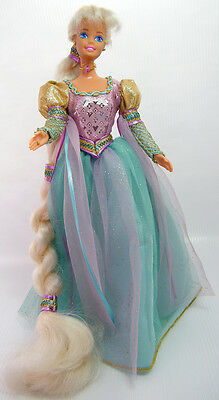 Barbie RAPUNZEL Doll with Hair Extension Children's Collector Series 1st Ed 1994
