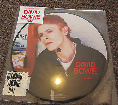 David Bowie tvc15 rsd 2016 record store day