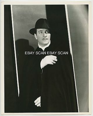 Ricardo Cortez Vintage Portrait Photo By Elmer Fryer