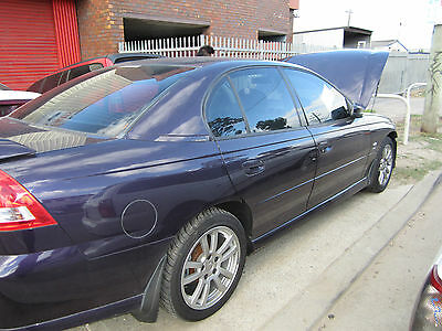 Holden Commodore VY V6 S SERIES 2 MANUAL WRECKING AUTO 1WHEEL NUT