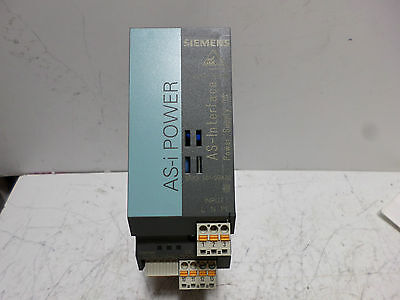 SIEMENS AS-i INTERFACE POWER SUPPLY -- 3RX9-501-0BA00 - 3A
