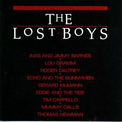 O.S.T. - The Lost Boys - O.S.T. CD LEVG The Cheap Fast Free Post The Cheap Fast
