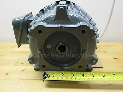 Ac Electric Motor 2Hp 1.5Kw 3 Phase New Sk830869