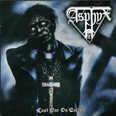 Asphyx - Last One on Earth [New CD] Holland - Import