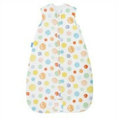 The Gro Company Grobag 1.0 Tog Travel Baby Sleeping Bag (Scribble) - 6-18m