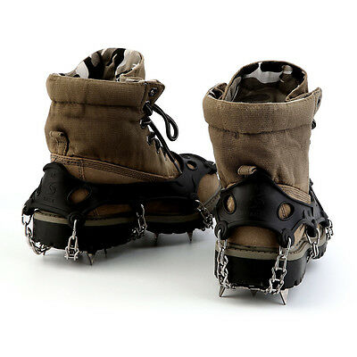 OUTAD High Quality TPR Hiking Traction Cleats/Crampons For Snow And Ice ZD