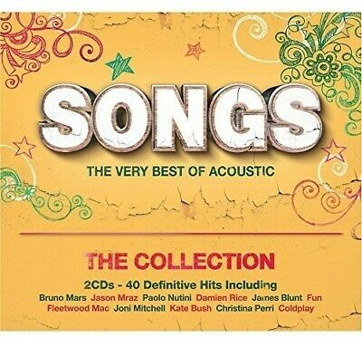Various Artists - Songs: Very Best of Acoustic [New CD] UK - Import