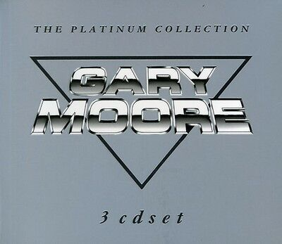 Gary Moore - Platinum Collection [New CD] Holland - Import