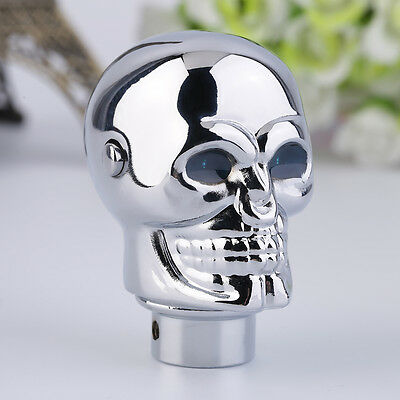 Universal Skull Head Car Truck Manual Stick Gear Shift Knob Lever Shifter ZC