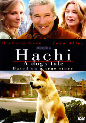 Hachi: A Dog's Tale (2010, DVD NEW) WS