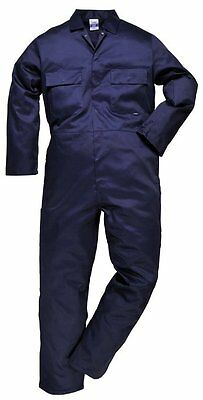 Portwest S999 navy Euro work coverall size M-6XL