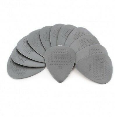 Jim Dunlop 449P.73 Nylon Max Grip Guitar Pick Player Pack (Pack of 12)